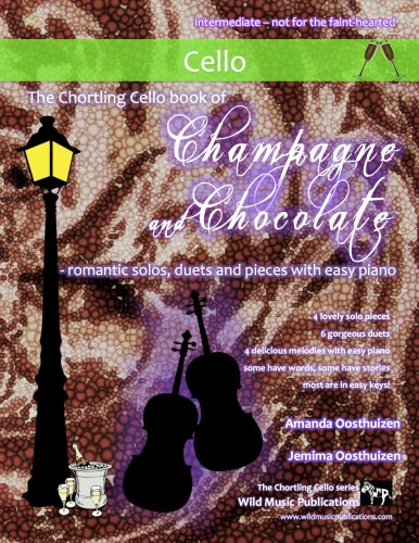 The Chortling Cello book of Champagne and Chocolate