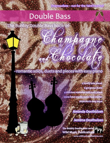The Bubbly Double Bass book of Champagne and Chocolate