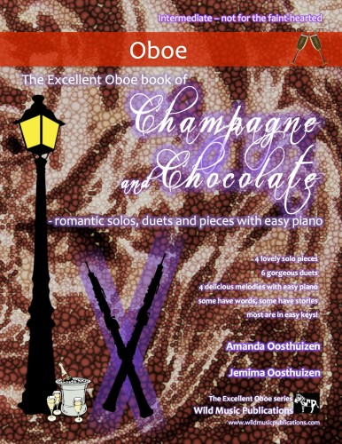 The Excellent Oboe book of Champagne and Chocolate