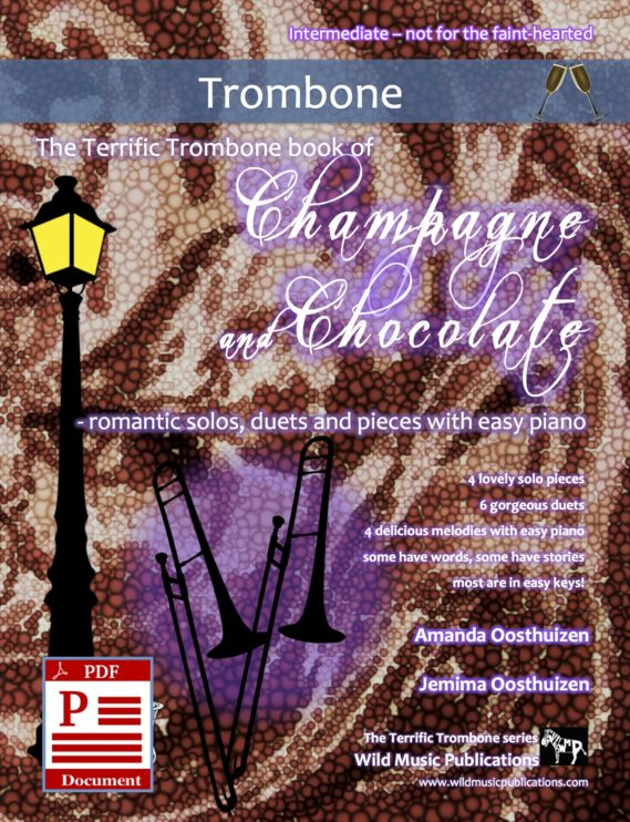 The Terrific Trombone book of Champagne and Chocolate - Download