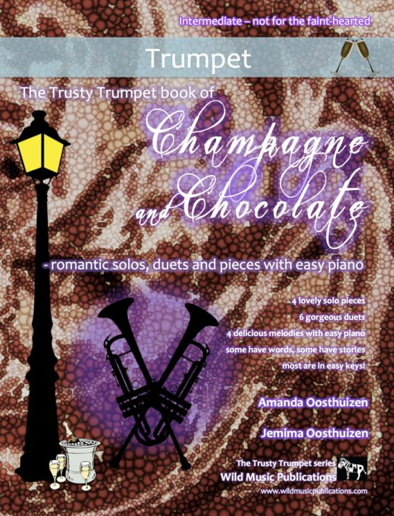 The Trusty Trumpet book of Champagne and Chocolate