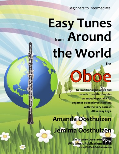 Easy Tunes from Around the World for Oboe
