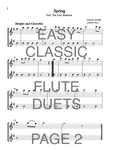 Easy Classic Flute Duets Web Sample2