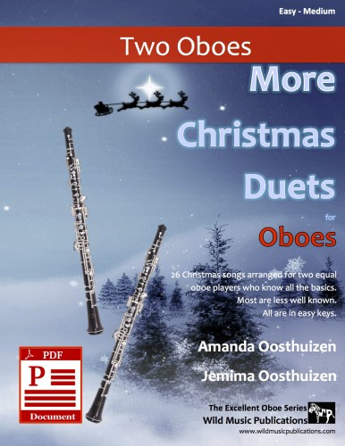 More Christmas Duets for Oboes Download