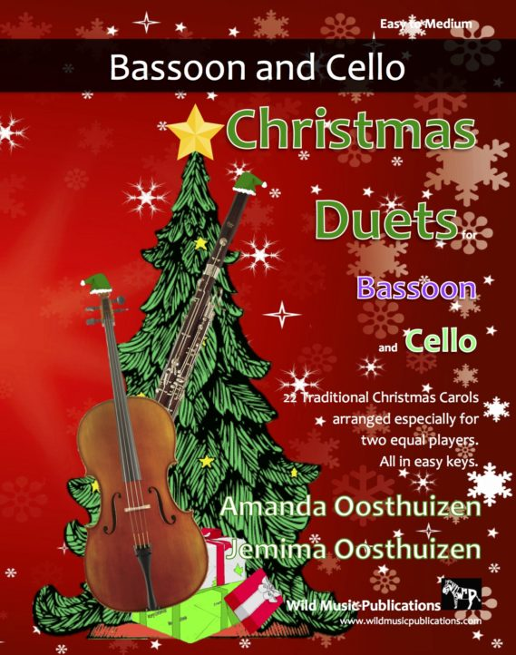 Christmas Duets for Bassoon and Cello