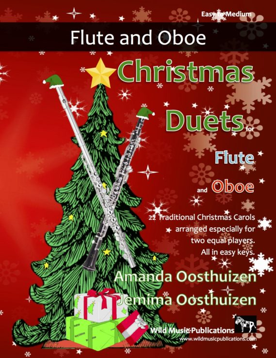 Christmas Duets for Flute and Oboe