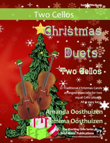 Christmas Duets for Two Cellos