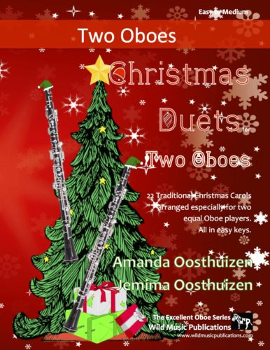 Christmas Duets for Two Oboes