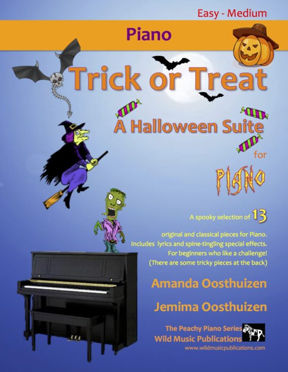 Trick or Treat - A Halloween Suite for Piano