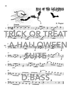 Trick or Treat - A Halloween Suite for Double Bass Web Sample0.1