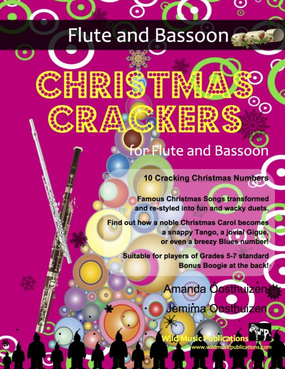Christmas Crackers for Flute and Bassoon