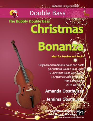 The Bubbly Double Bass Christmas Bonanza