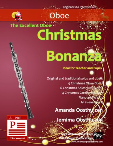 The Excellent Oboe Christmas Bonanza Download