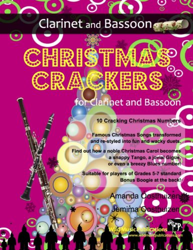 Christmas Crackers for Clarinet and Bassoon