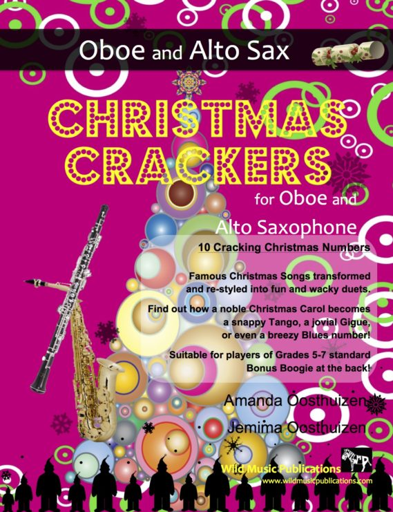 Christmas Crackers for Oboe and Alto Saxophone