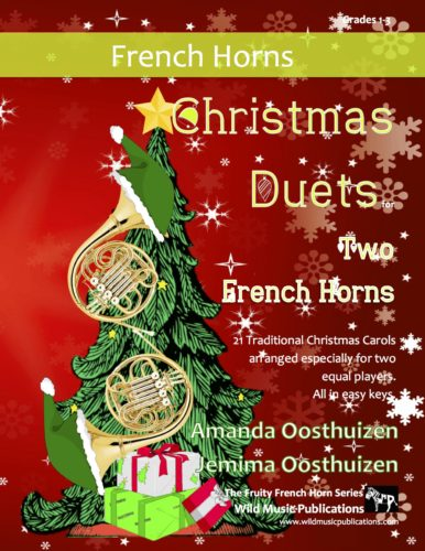 Christmas Duets for Two French Horns