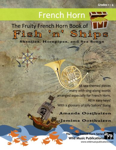 The Fruity French Horn Book of Fish 'n' Ships