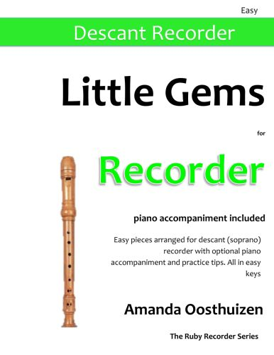 Little Gems for Recorder
