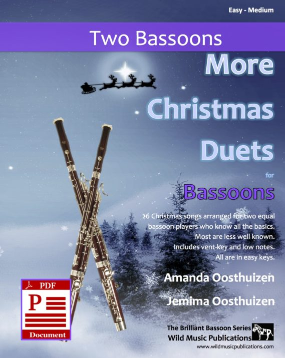 More Christmas Duets for Bassoons Download