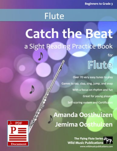 Catch the Beat Flute Sight Reading Download