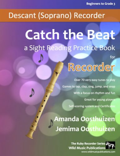 Catch the Beat Recorder Sight Reading