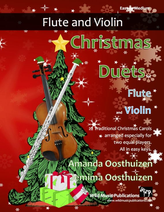 Christmas Duets for Flute and Violin